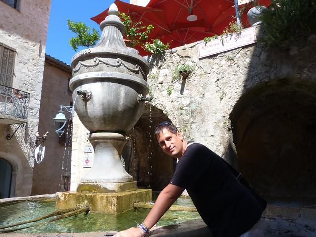 Sele en Saint Paul de Vence (Provenza, Costa Azul, Francia)