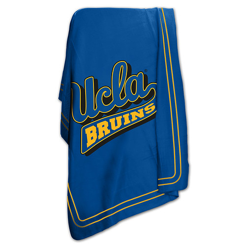 UCLA Bruins NCAA Classic Fleece Throw
