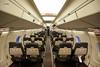 Air Canada Dash-8 Cabin