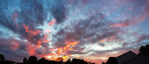 sunset september northernvirginia fairfaxva