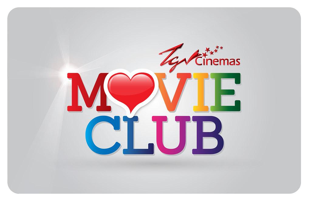 TGV CINEMAS Launched Movieclub