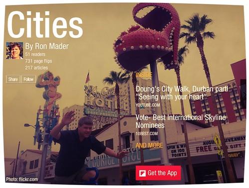 Cities #Flipboard 09.2014