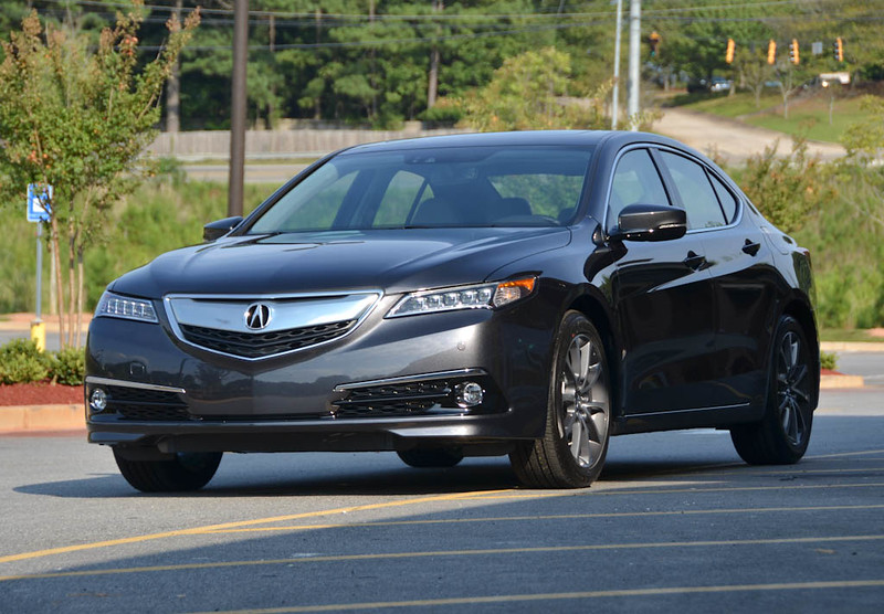 Preludevtec01 S 2015 Acura Tlx V6 W Advance Package