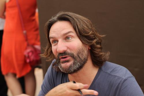 Frédéric Beigbeder - Livre sur la Place 2014