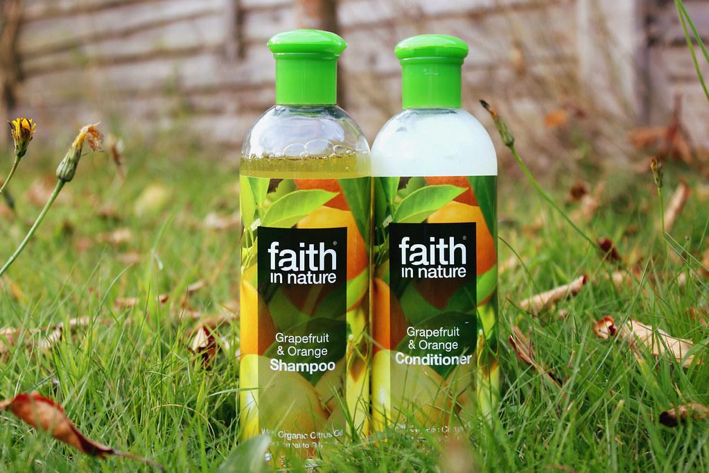 Faith In Nature Hair Care
