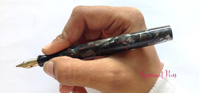 Review: Waterman 94 Steel Quartz Fountain Pen - Music Nib