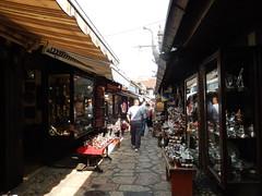 Baščaršija market, Sarajevo, BiH