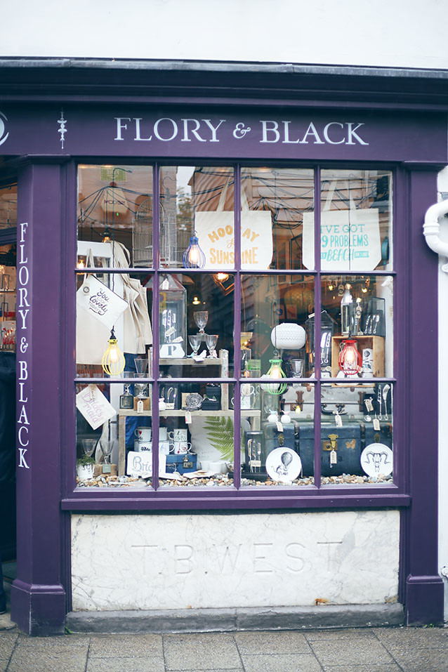 Flory and Black Whitstable