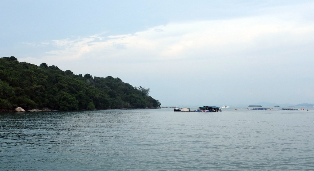 Lazarus Island in Singapore