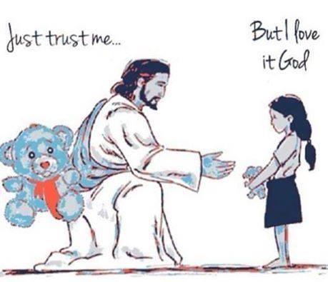 Smile! Jesus Loves you