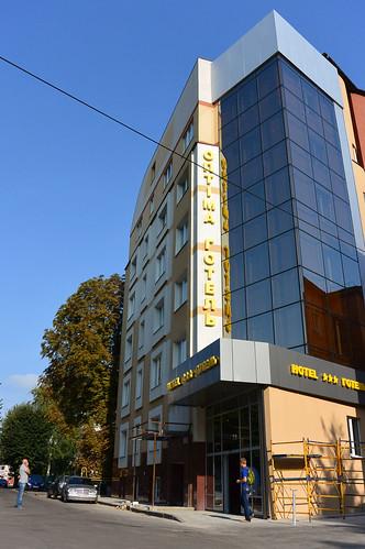 Готель Оптима