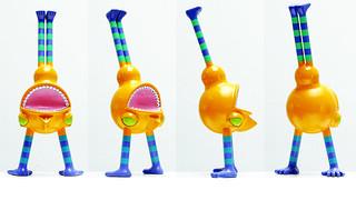 2014第11屆台北國際玩具創作大展 參展單位介紹:羅賓唐跟你鬧著玩的