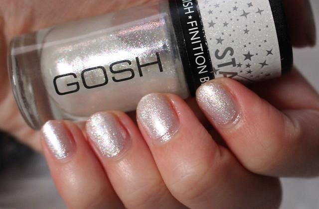 GOSH Autumn Winter Nail Lacquers Stardust 2014