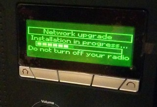 Pure radio upgrading