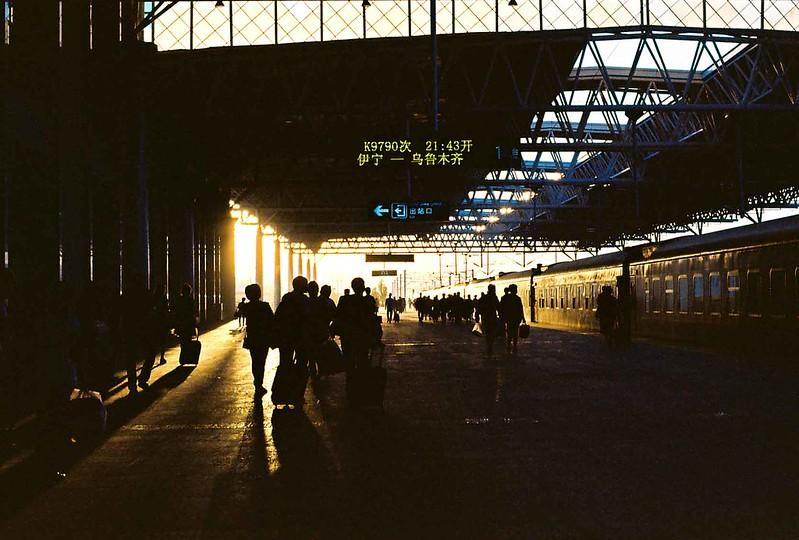 48/365: Last train home