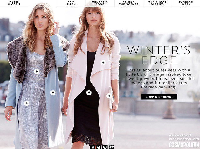 Very Autumn Edit Winters Edge Fashion Picks