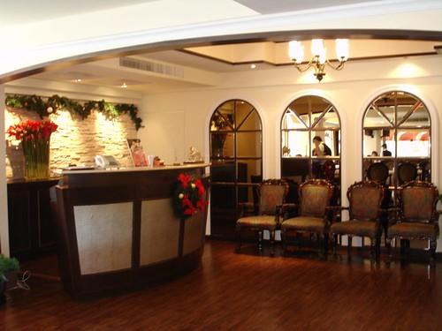 高雄新國際西餐廳的成長-改裝後櫃台