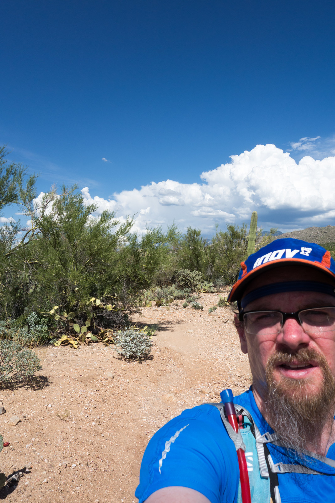 1409 A Hot Day on the Linda Vista Trails