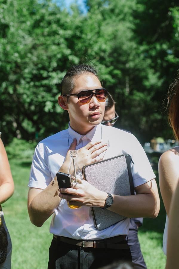 Celine Kim Photography intimate High Park Parkdale restaurant wedding Toronto wedding EM-19
