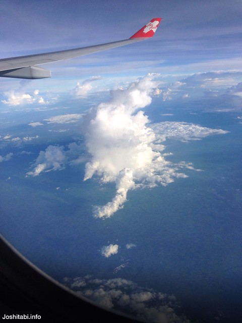 タイ エアアジアXの関空-バンコク直行便搭乗レポート