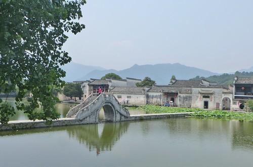 Anhui-Hongcun-Village-Lac (4)