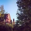 The barn. #autumn #ranchlife #northdakota #barns