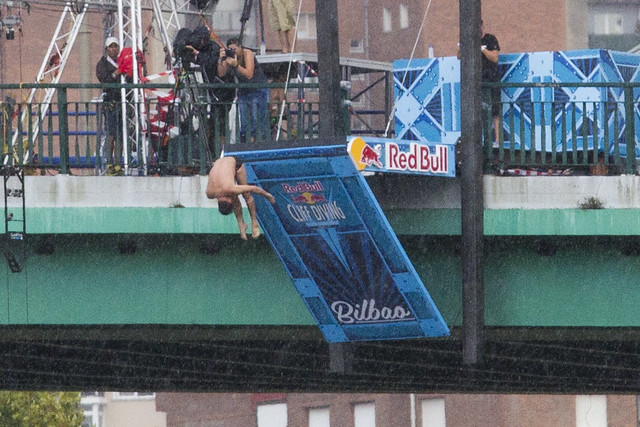 Reb Bull Cliff Diving World Series