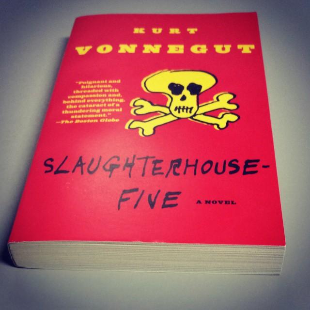 #Vonnegut #SlaughterhouseFive #BannedBooksWeek #books