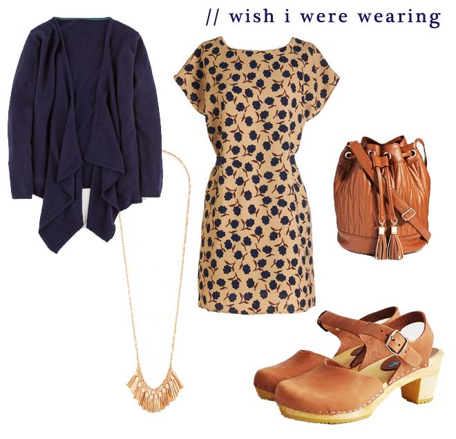 wish i were wearing