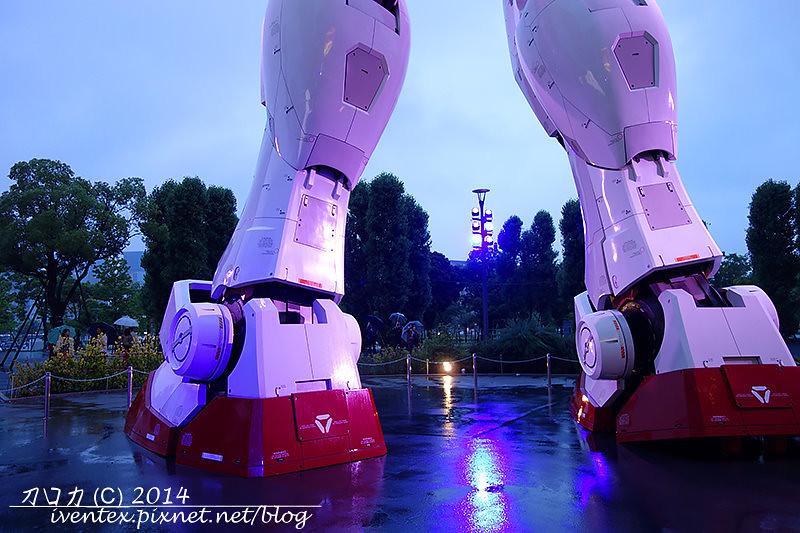 05日本東京台場DiverCity Tokyo Plaza機動戰士鋼彈