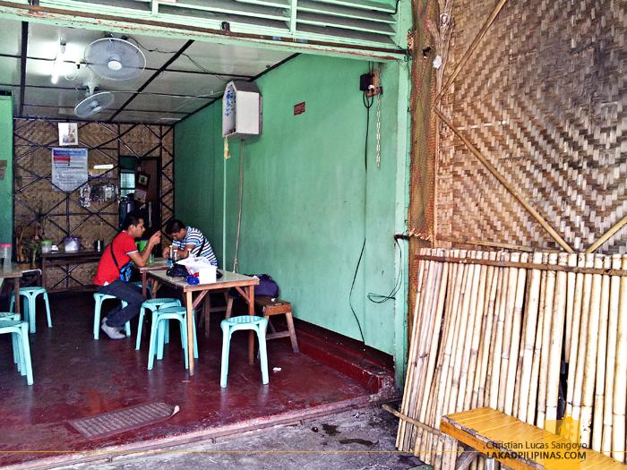 Jibs Pancit Bating Patong in Manila