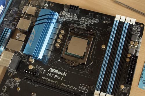 ASRock Z97 Pro4   ketvirtos kartos Intel PC pigiau?