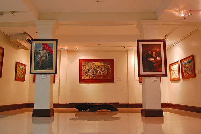 Rizal Memorial Library & Museum in Cebu City
