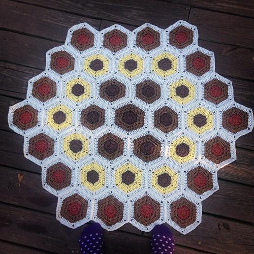 Bee Lovers Blanket