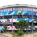 Namur / Fresque Hotel de Ville by EYES-B // http://www.eyesb.be