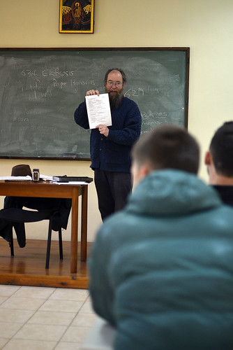 OCMC News - Missionary Update: Growing the Seminary in Albania