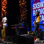 Fri, 17/03/2017 - 5:34pm - Black Joe Lewis and the Honeybears Live at SXSW Radio Day Stage Powered by VuHaus 3.17.17 photographer: Sarah Burns