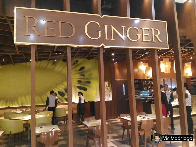 Red Ginger Restaurant