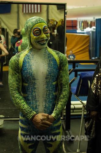 Cirque du Soleil TOTEM backstage-7