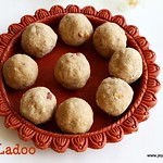 Wheat-flour-ladoo