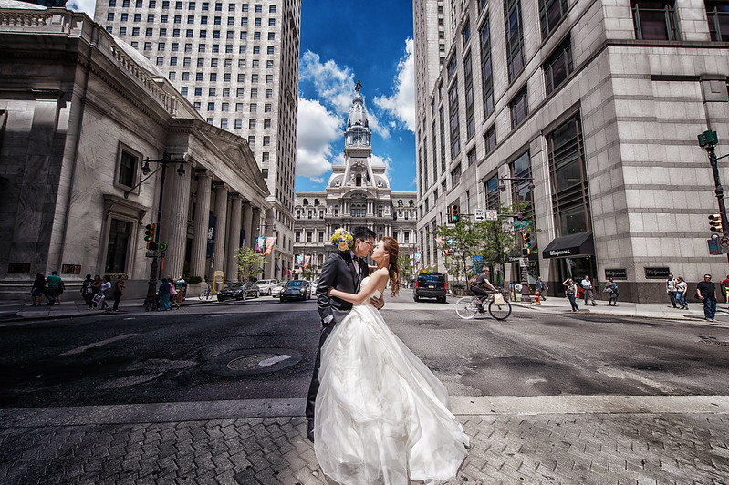 Philadelphia, 海外婚紗, Fine Art, Donfer, Pre-Wedding, World Tour