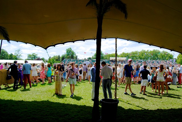 Mahiki Tent Polo In The Park