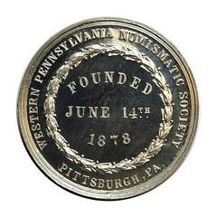 WPNS medal 1879 REV