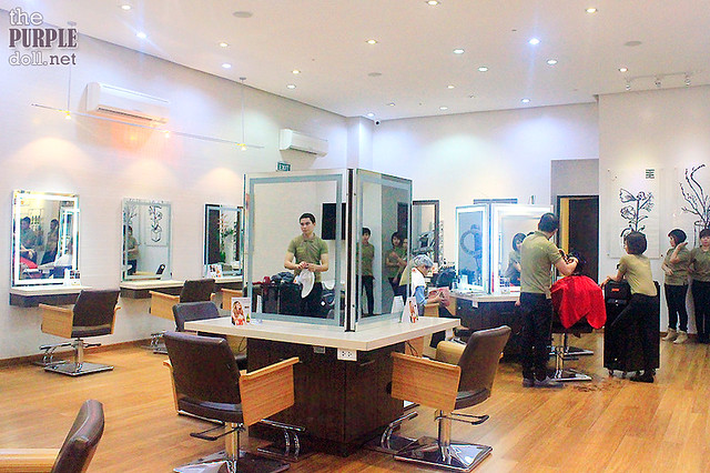 Piandre Salon The Fort