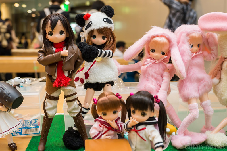 DollShow40-06お茶会-DSC_6005