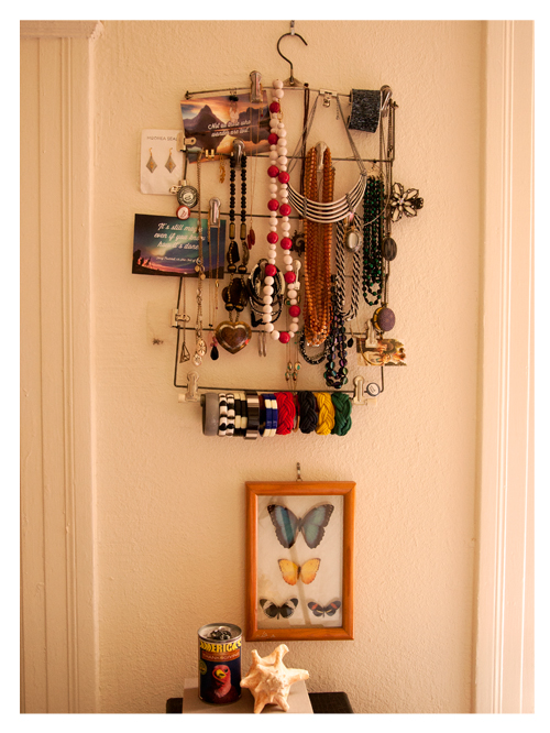 Jewelry Organization as Art
