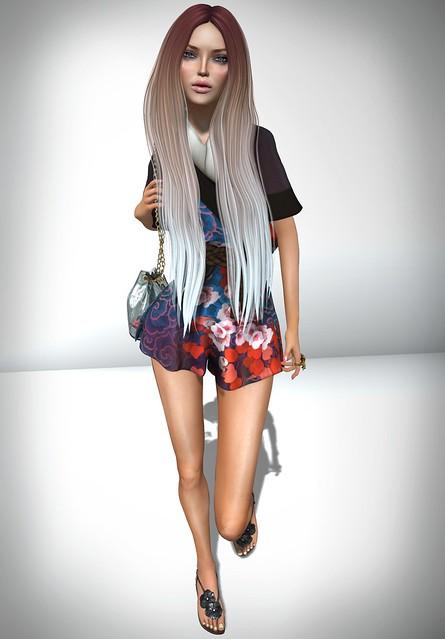 Taketomi.Gaga Hair Balayage.