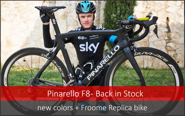 Chris Froome Replica F8 $10,549