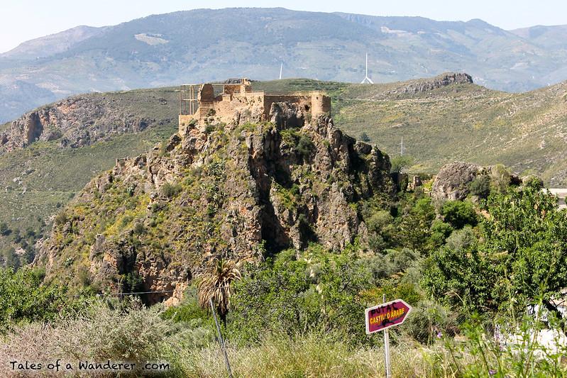 LANJARÓN - Castillo de Lanjarón