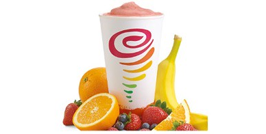 photograph relating to Jamba Juice Printable Coupon called BOGO Cost-free Jamba Juice Refreshing Squeeze Juice or Smoothie with
